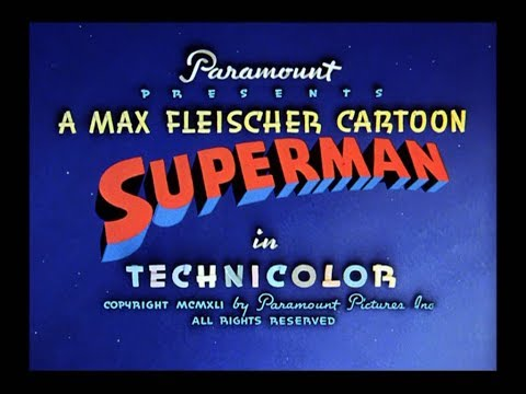 Big Superman compliation: Clark Kent, Lois Lane, all episodes from 1940s