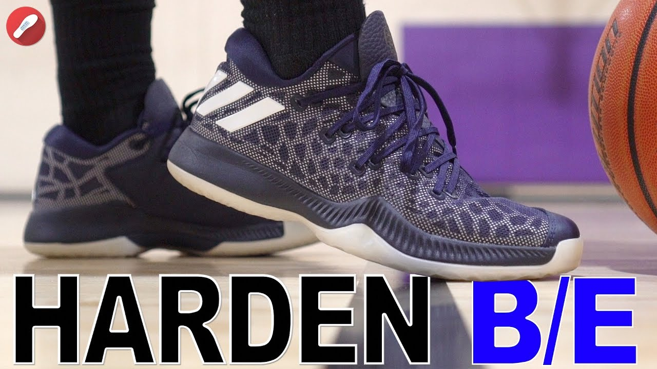 0b068e50fc06 Adidas Harden B E (Bounce Edition) Performance Review! - YouTube