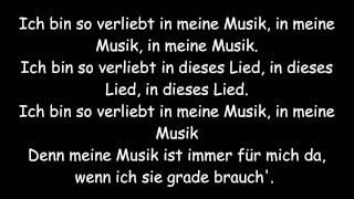Cro-Meine Musik lyrics [Official, HD, HQ]