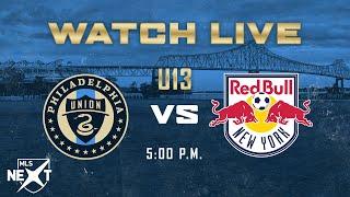 ACADEMY U-13 Union vs. New York Red Bulls [10.24.20]