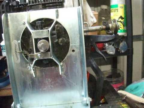 small engine crankshaft straightener straighetening bent