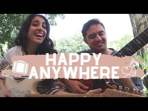 HAPPY ANYWHERE (Blake Shelton cover)