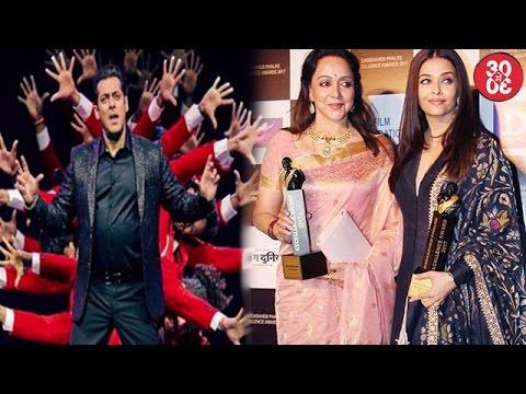 Salman Gives Sydney A Rocking Farewell | Aishwarya Hema Malini & Others At An Award Show