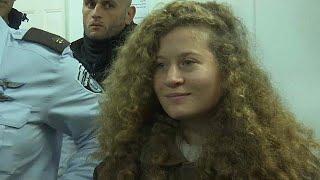 النيابة العسكرية الإسرائيلية: عهد التميمي خطرة ويجب مواصلة حبسها