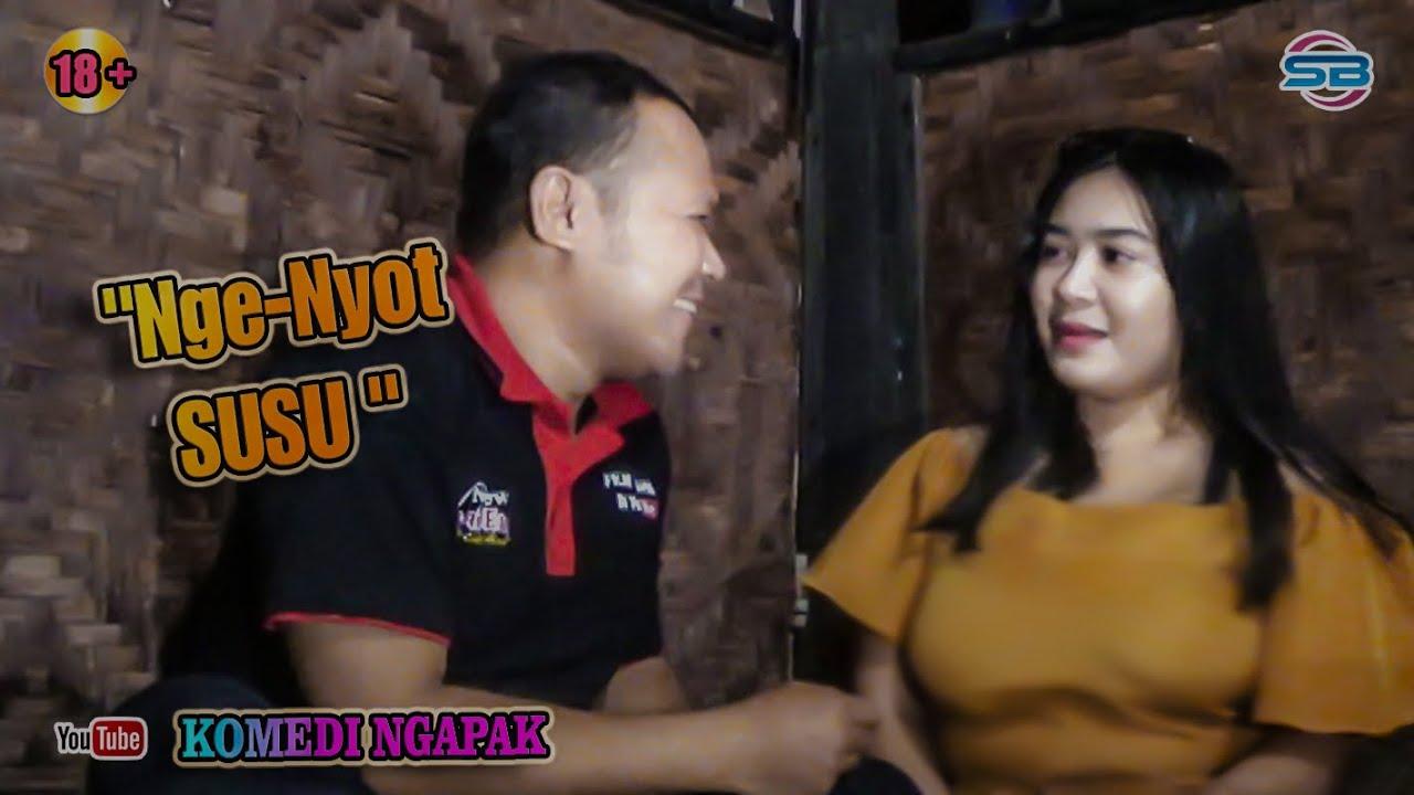 Lucu Viral NGENYOT SUSU Bahasa Jawa Ngapak Sketsa Banyumasan
