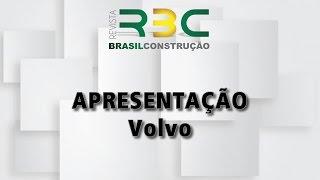 Volvo - Revista Brasil Construção