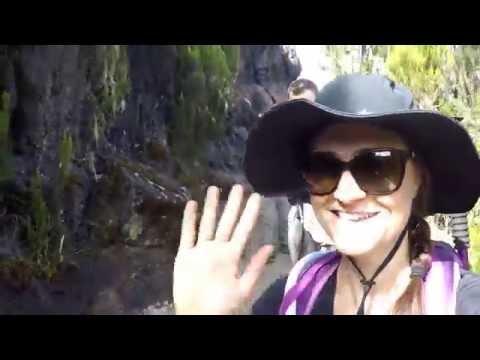 The  Amazing Kilimanjaro Adventure - Machame Route