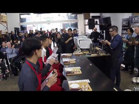 Melbourne Coffee Tour - ASCA 2018 Southern Barista Championship pt 5