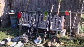 У Черкасах поліцейські викрили арсенал зброї