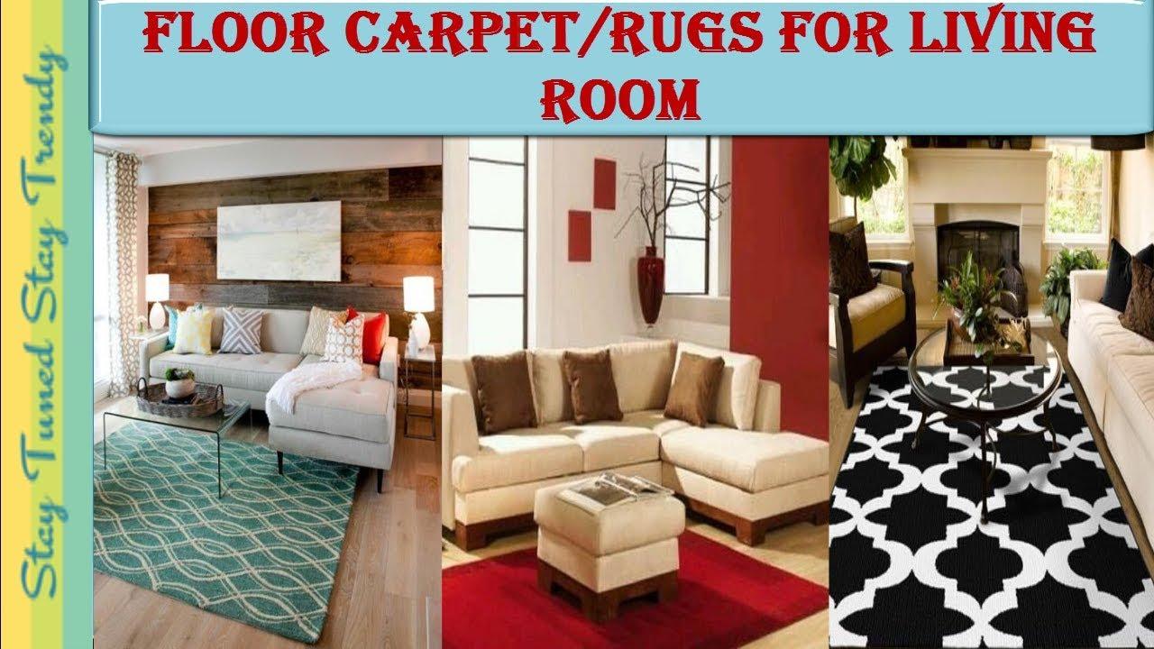 Living Room Area Rug (Galicha)(Carpet) Ideas/Design | Sofa Rug ...