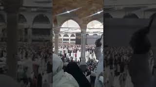Ma Shaa ALLAH latest View Masjid Haram