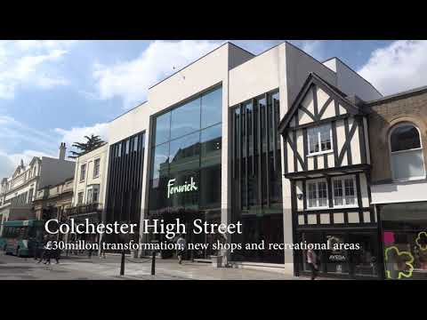 Introducing Colchester.. One Of The Fastest Growing Towns In The UK