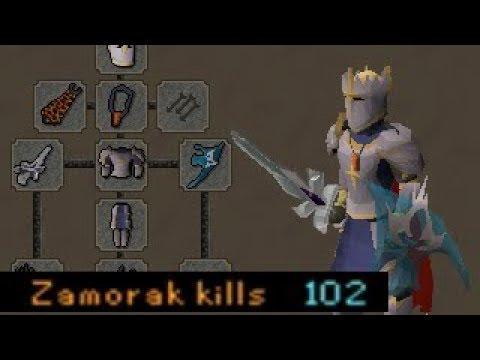 Full Justiciar is Amazing at Zammy - Ironman Episode 215