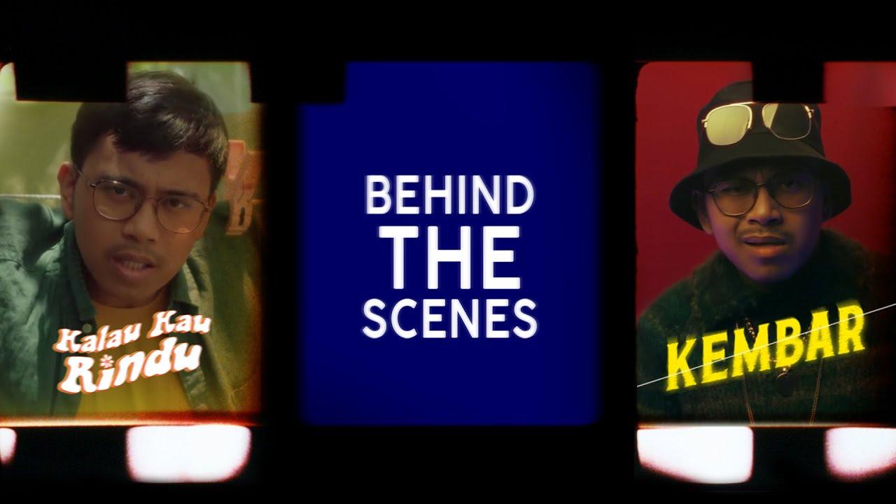 Luqman Pdolski - Kembar & Kalau Kau Rindu (Behind The Scenes)