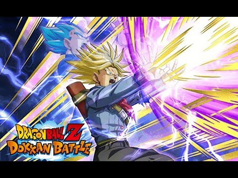 LR TRUNKS' BEST FRIEND!? PHY SSJ RAGE TRUNKS AWAKENING & SHOWCASE! (DBZ: Dokkan Battle)