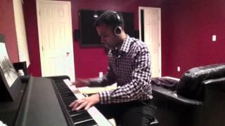 Tere Liye (Veer Zaara) Piano Cover - Milap Patel