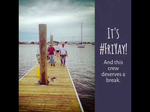 Its #FriYAY and this crew deserves a break!