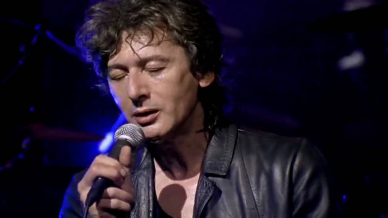 Bashung - Magazine cover