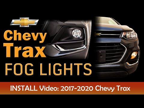 2017-2020 Chevy Trax