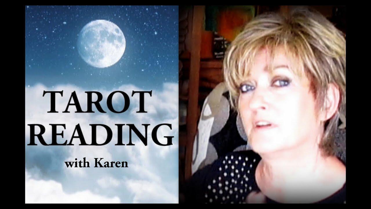 Taurus October 2015 Tarot Reading With Added Meditation Karen Lustrup Youtube