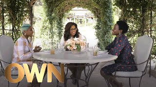 OWN Spotlight: Oprah At Home with Lupita Nyong'o and Cynthia Erivo | Oprah At Home | OWN