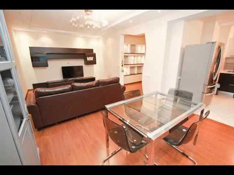 Продается элитная трехкомнатная квартира в Уфе, по ул  Зорге, 64 сл