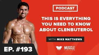 This Is Everything You Need to Know About Clenbuterol