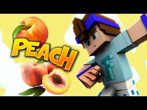 JE TEST LE TEXTURE PACK PEACH DE MATHOX ! - Minecraft RUSH
