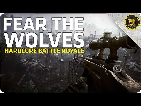 Fear the Wolves: Tactical Hardcore Battle Royale for $20?!