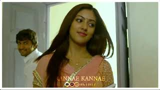 💞Love Ticket'la Lottery Adichache💞|Kannae Kannae|Nani| whatsapp status video tamil💞💞💞