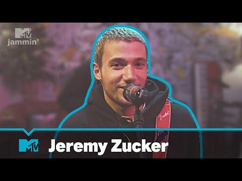 Jeremy Zucker - Comethru (Acoustic) | MTV Jammin'