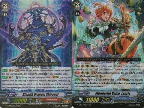 [Cardfight Vanguard] - Shiranui vs Harmony! [70]