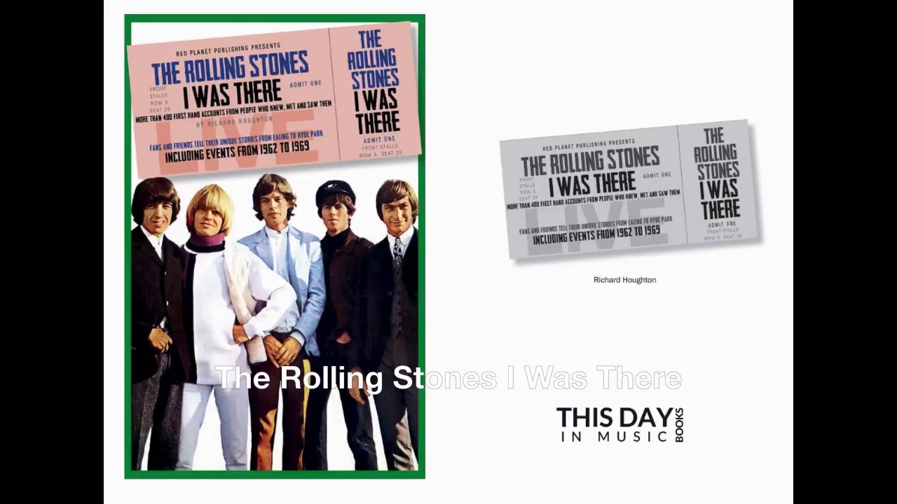 The Rolling Stones : I Was There | This Day In Music