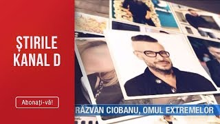 Stirile Kanal D (30.04.2019) - Filmul mortii lui Razvan Ciobanu! Editia de seara