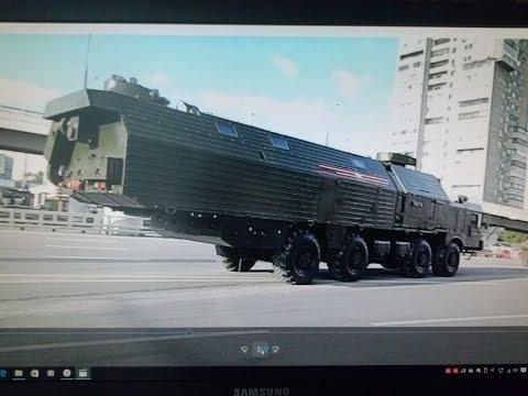Машина обеспечения боевого дежурства комплексов Ярс/Тополь