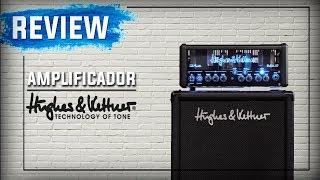 Así suena un ampli a VÁLVULAS H&K Tubemeister Deluxe 20  | Guitarraviva