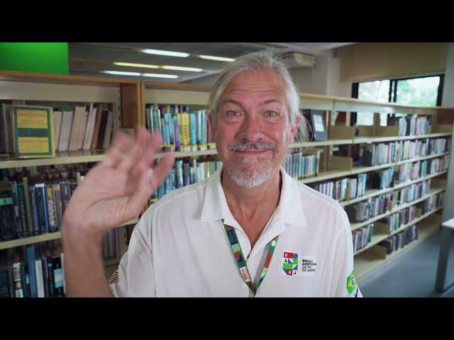 EARJ Upper School: learn more with Principal Howard