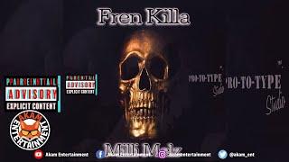 Milli Melz - Fren Killa [Audio Visualizer]