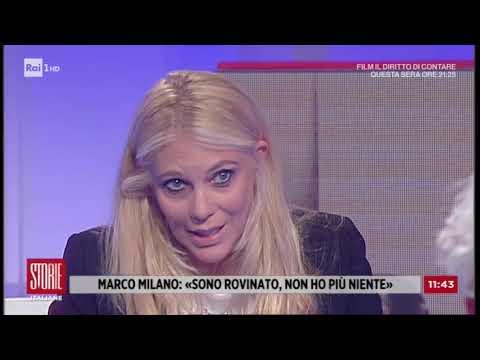 Marco Milano: 'Mi hanno portato via tutto' - Storie italiane 09/09/2020