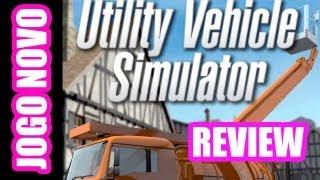 Conhece o Utility Vehicles Simulator 2012 ? Esse jogo é uma..