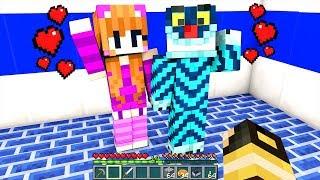 La Ragazza Di Alex Va A Vivere Con Lui - Casa Di Minecraft 16