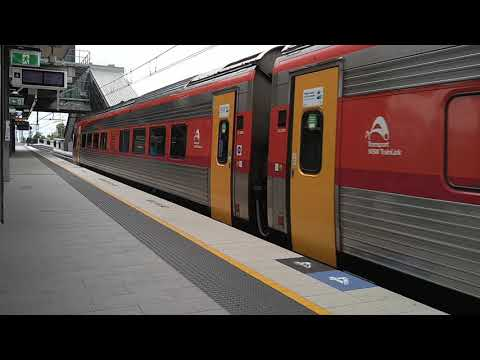 Mixed NSW TrainLink