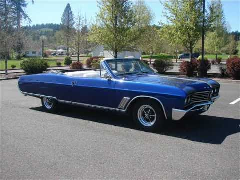 gorgeous 1967 buick skylark convertible sold youtube. Black Bedroom Furniture Sets. Home Design Ideas