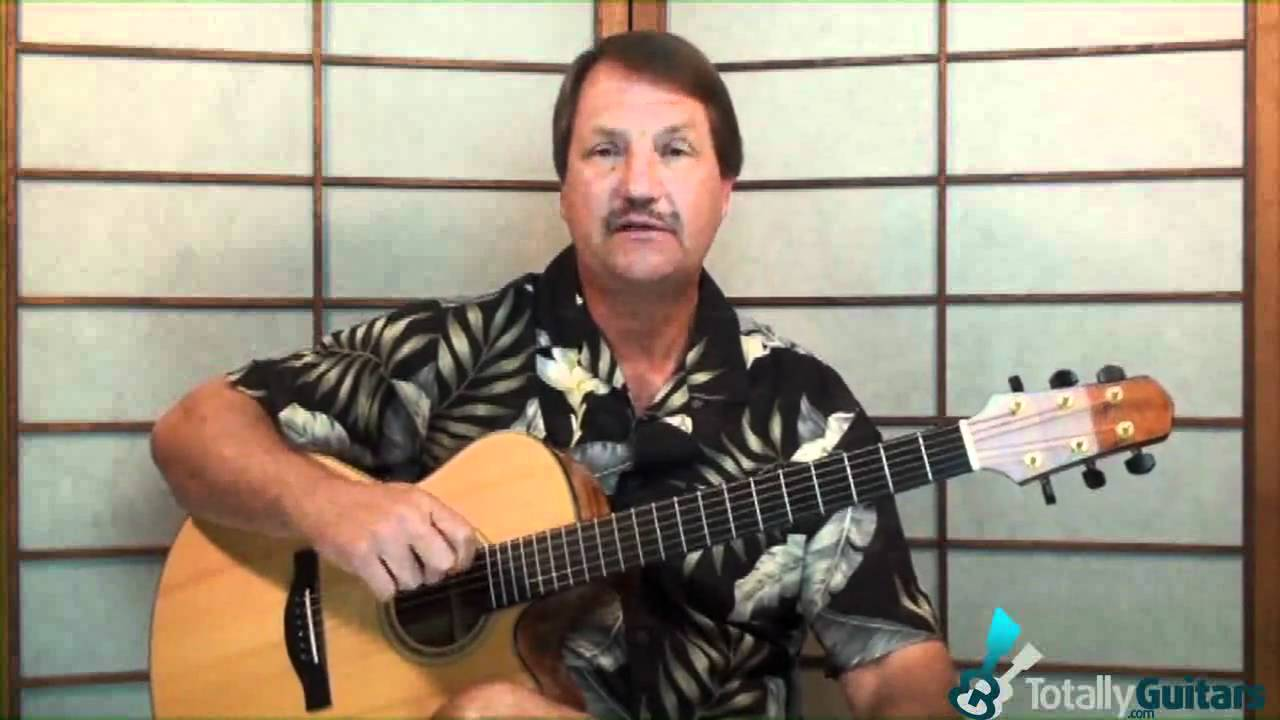 Waterloo Sunset Guitar Lesson Preview The Kinks Youtube