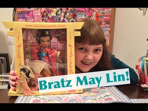 2005 Bratz World Collector's Edition Toys R Us Exclusive May Lin Doll - Unboxing And Review