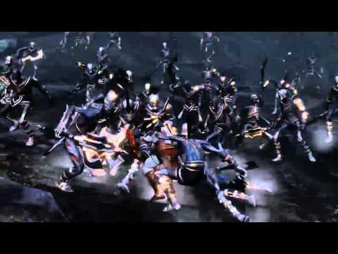 God Of War 3 Trailer en Español HD