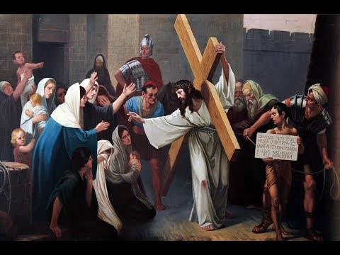 Wednesday of Holy Week: The Strong Women of the Passion
