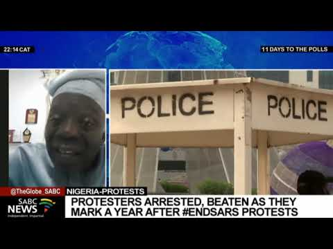 Download Protest turn violent in Nigeria: Femi Falana
