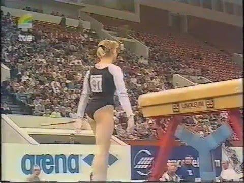 1998 gimnasia artistica europeo San Petesburgo   finales por aparatos
