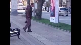 """""""Пилигрим"""", Игорь Петренко и Александр Баршак на съёмках фильма"""